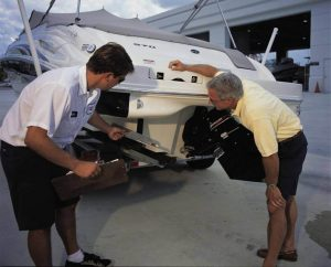 Who is a boat mechanic, and how does he help?